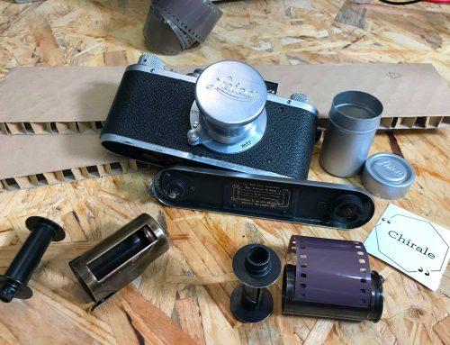 L'invenzione della Fotografia 35 mm. Una Storia di Uomini e Prodotti Straordinari