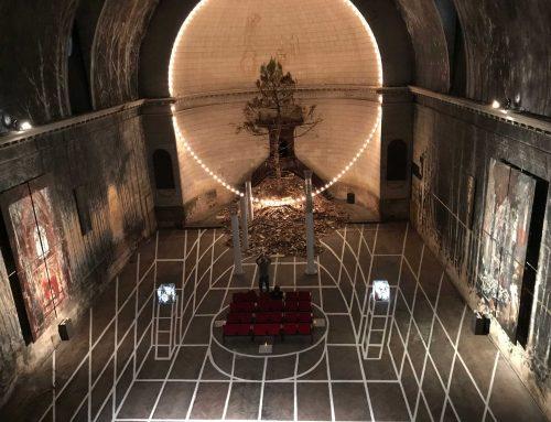 Arte Chirale: Alla scoperta della nuova stupefacente opera di Gonzalo Borondo