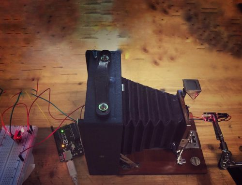 Fotocamere Antiche: Come costruire con Arduino uno shutter speed meter