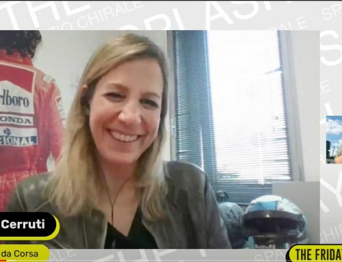 Formula E: la nostra intervista a Michela Cerruti