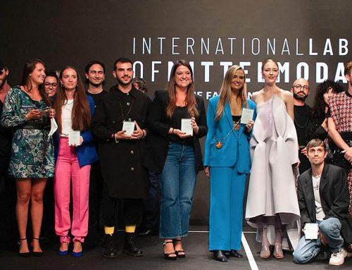 Chirale per la Moda: Angelo Masciello pluripremiato all'International Fashion Lab Award